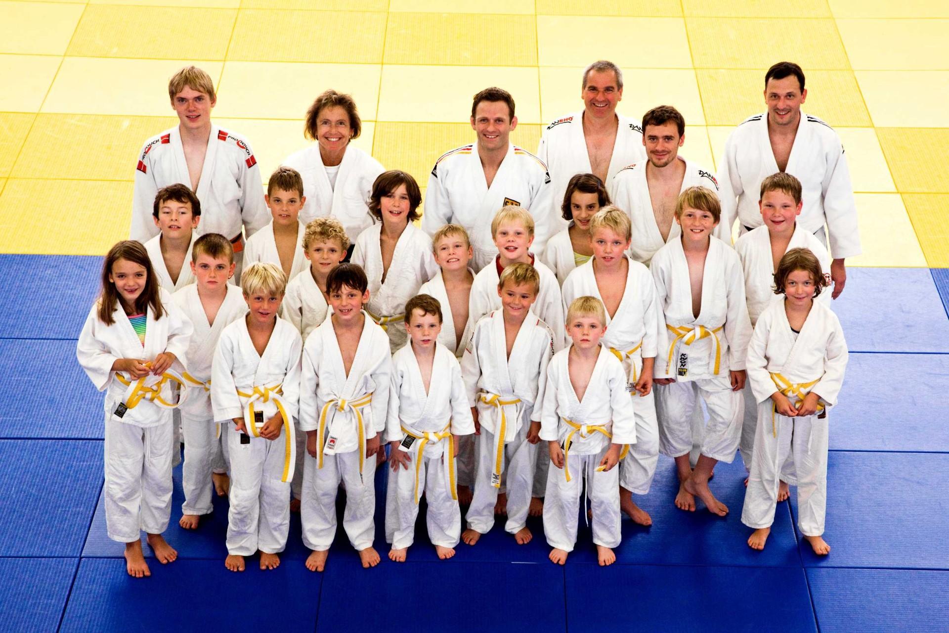 Judo-Gruppenbild_2011