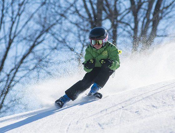 Skisport