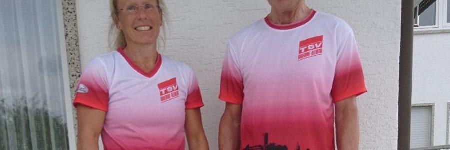 Neue Vereins-T-Shirts